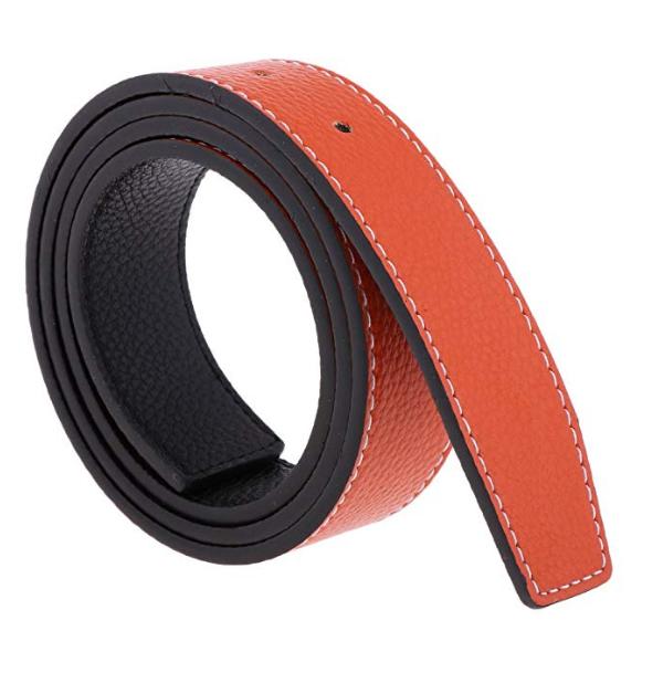 comprar en stock estilo máximo Cinturones baratos de polipiel PU sin hebilla   Ofertas ...