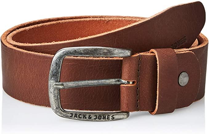 cinturon de cuero genuino de marca barato online